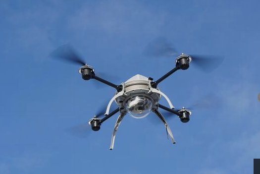 we could use drone technology to search for missing people